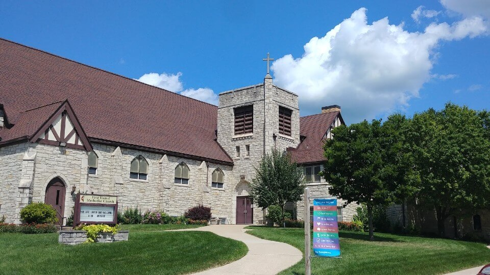 First UMC Building Front